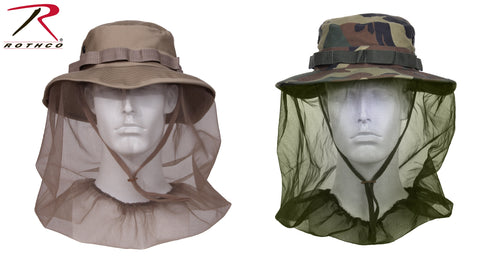 Rothco Boonie Hat w/ Mosquito Netting