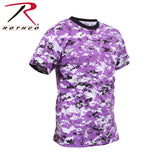 Rothco Digital Camo T-Shirt (11 Colors) - Hawkins Footwear and Sports  - 5