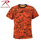 Rothco Digital Camo T-Shirt (11 Colors) - Hawkins Footwear and Sports  - 1