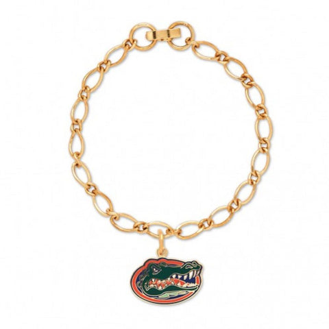 Florida, University of Bracelet w/Charms Clamshell
