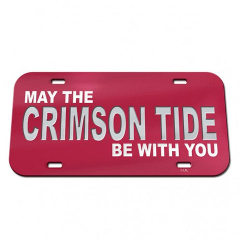 May the Crimson Tide be with you