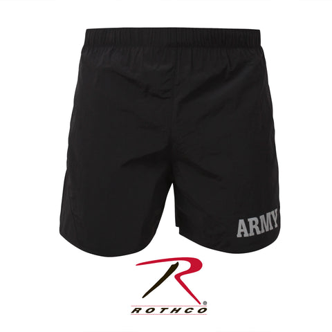 Rothco US Army Physical Training Shorts - Hawkins Footwear and Sports  - 1