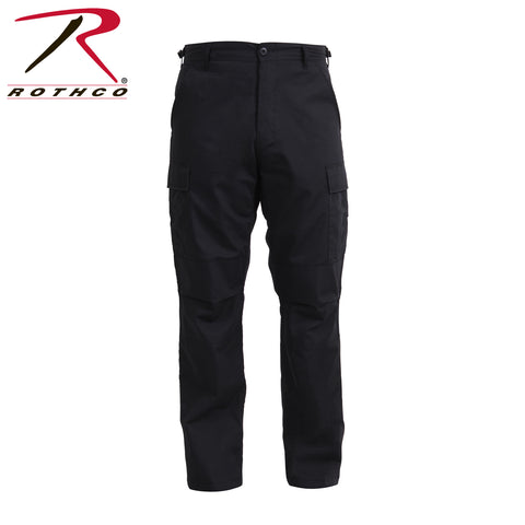 Rothco SWAT Cloth BDU Pants ( Black)