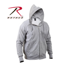 Mens Rothco Thermal Lined Hooded Sweatshirt (5 Colors) - Hawkins Footwear and Sports  - 3