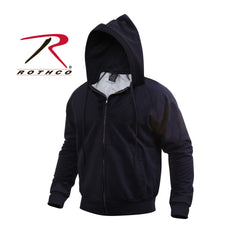 Mens Rothco Thermal Lined Hooded Sweatshirt (5 Colors) - Hawkins Footwear and Sports  - 4