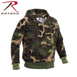 Rothco Thermal Lined Hooded Sweatshirt (5 Colors) - Hawkins Footwear and Sports  - 8