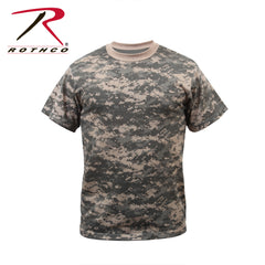 Rothco Digital Camo T-Shirt (11 Colors) - Hawkins Footwear and Sports  - 6