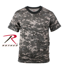 Rothco Digital Camo T-Shirt (11 Colors) - Hawkins Footwear and Sports  - 7