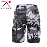 Rothco Colored Camo BDU Shorts - Hawkins Footwear and Sports  - 6