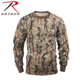 Rothco Long Sleeve Men Camo T-Shirt - Hawkins Footwear and Sports  - 2