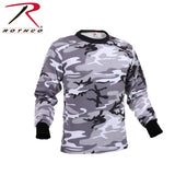 Rothco Long Sleeve Men Camo T-Shirt - Hawkins Footwear and Sports  - 7