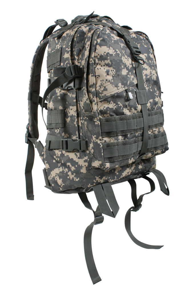 Rothco Large Camo Transport Pack - Hawkins Footwear and Sports  - 5