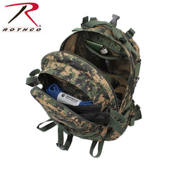 Rothco Large Camo Transport Pack - Hawkins Footwear and Sports  - 11