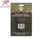 Rothco Camouflage Face Paint Creme