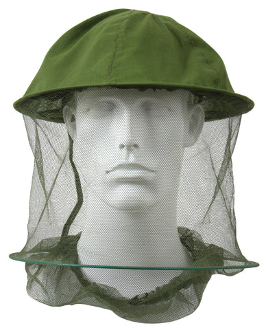 Rothco GI Type Mosquito Head Net - Hawkins Footwear and Sports  - 1