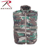 Rothco Vintage Ranger Vest - Hawkins Footwear and Sports  - 1