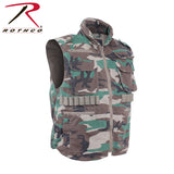 Rothco Vintage Ranger Vest - Hawkins Footwear and Sports  - 2