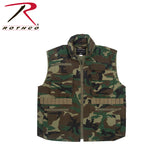 Rothco Vintage Ranger Vest - Hawkins Footwear and Sports  - 10