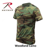Rothco Men Camo T-Shirts - Hawkins Footwear and Sports  - 4