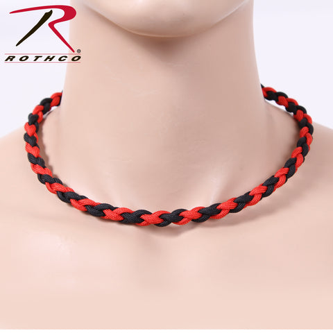 Rothco Paracord Necklace - Hawkins Footwear and Sports  - 1