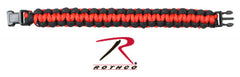 Rothco Two-Tone Paracord Bracelet - Hawkins Footwear and Sports  - 1