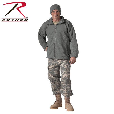 50% OFF Rothco Military ECWCS Polar Fleece Jacket/Liner