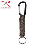 Rothco Paracord Keychain with Carabiner - Hawkins Footwear and Sports  - 3