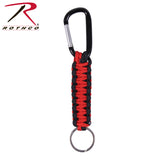 Rothco Paracord Keychain with Carabiner - Hawkins Footwear and Sports  - 1