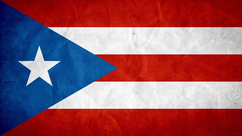 Puerto Rico 3' x 5' Poly Flag