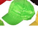 SEQUIN NEWSBOY DIVA FASHION HATS CAPS - Hawkins Footwear and Sports  - 10