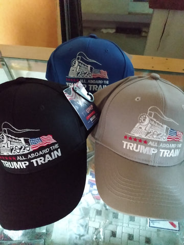 Trump Train Hats
