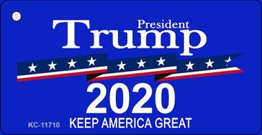 Trump 2020 Keep America Great Key Chain