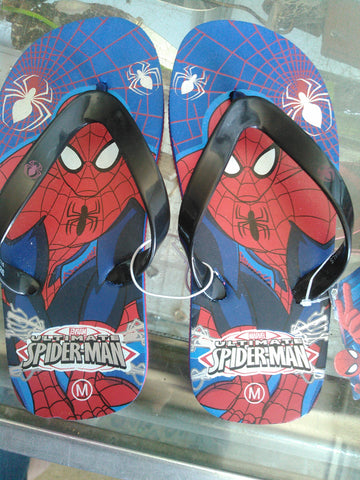 Spiderman Flip Flops 50% OFF