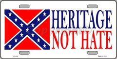 Confederate License Plates (Many Styles & NEW) - Hawkins Footwear and Sports  - 3