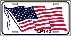Patriotic License Plates (Many Styles) - Hawkins Footwear and Sports  - 8
