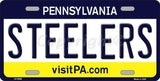 ALL State NFLTeam License Plates - Hawkins Footwear and Sports  - 27