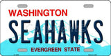 ALL State NFLTeam License Plates - Hawkins Footwear and Sports  - 32