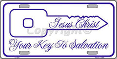 Religious/God License Plates (Many Styles) - Hawkins Footwear and Sports  - 8