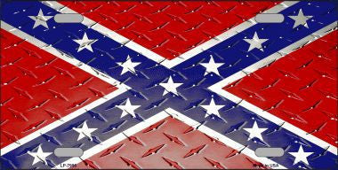 Confederate Flag Diamond - Hawkins Footwear and Sports  - 1