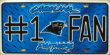 #1 Fan NFL License Plates All 32 Teams - Hawkins Footwear and Sports  - 5