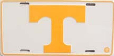 Tennessee Deluxe Metal License Plate