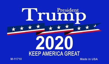 Trump 2020 Keep America Great Magnet