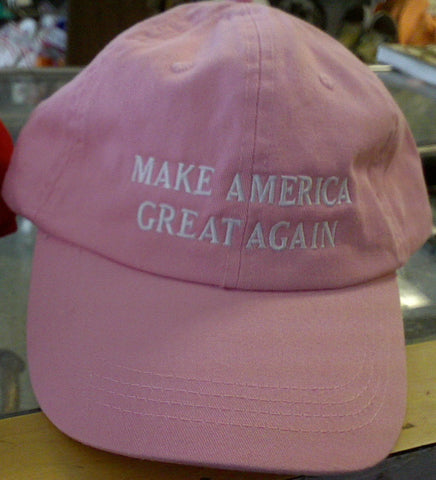 Make America Great Again Pink Cap
