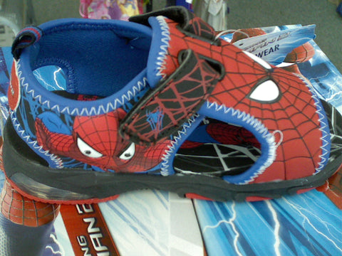 Spiderman Sandals - Hawkins Footwear and Sports  - 1