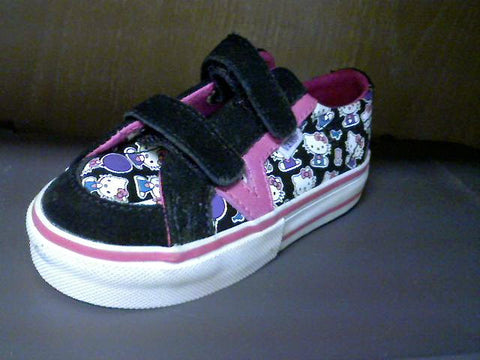 Infant 5 & 7 Vans Tory V  Hello Kitty 40% OFF
