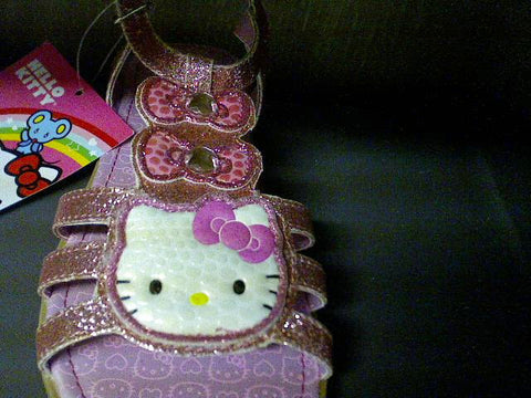 Infants Size 8 Hello Kitty Lil Herione 60% OFF