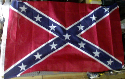 2 ply Outdoor Premium Battle Flag 3' X 5' - Hawkins Footwear and Sports  - 1