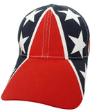 Full Battle Flag Cap