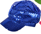 SEQUIN NEWSBOY DIVA FASHION HATS CAPS - Hawkins Footwear and Sports  - 8