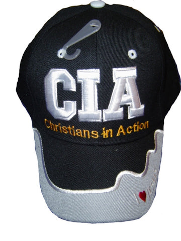 Christian in Action Hat